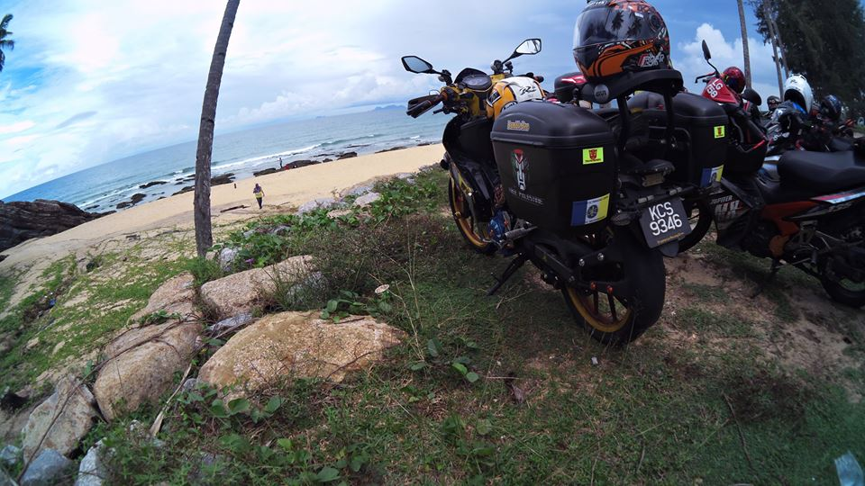 Exciter phien ban touring cua nuoc hang xom - 3