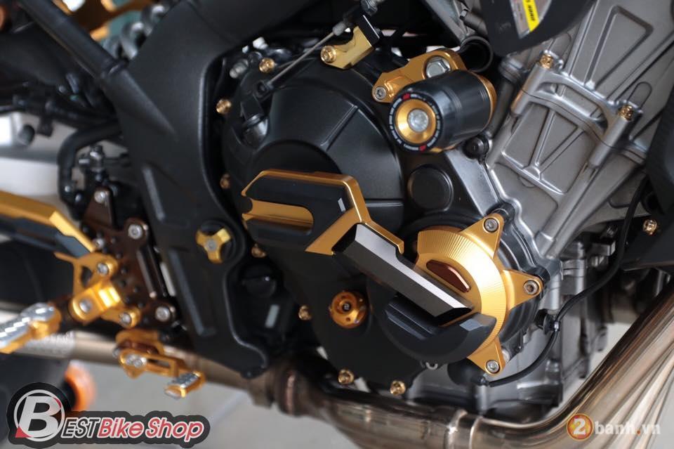 Honda CB650F lot xac day an tuong mang phong thai cua CB1000R - 8
