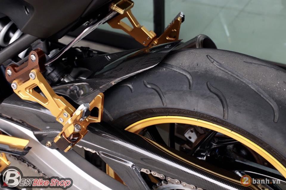 Honda CB650F lot xac day an tuong mang phong thai cua CB1000R - 10