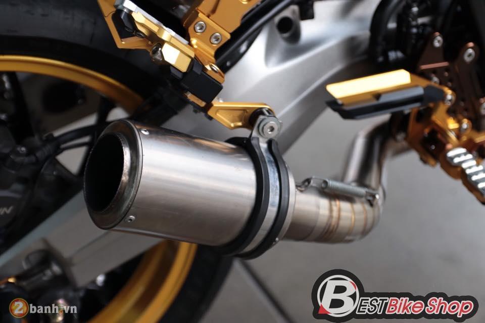 Honda CB650F lot xac day an tuong mang phong thai cua CB1000R - 11