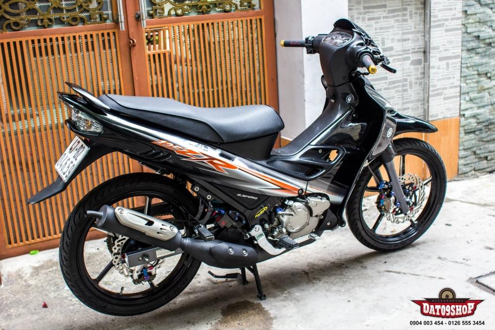 Su nang cap day thuong hang cua Yamaha Z125 do - 7