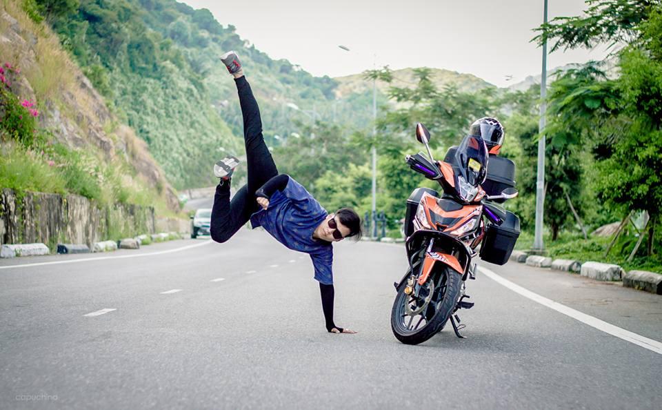 Winner 150 ban do dam chat touring cua dan choi Da Nang - 7