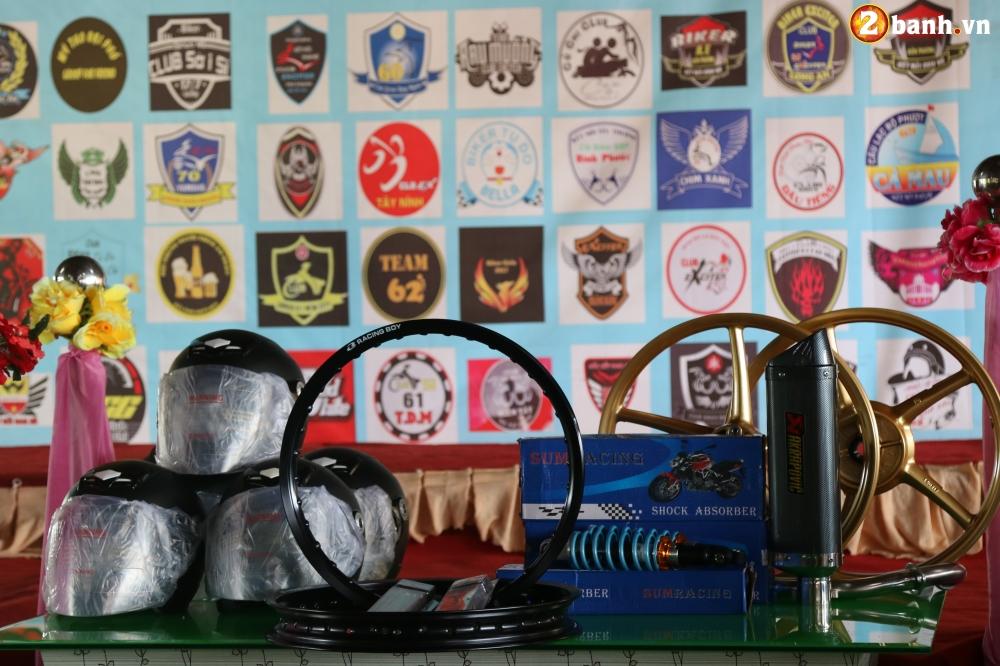 Dai Hoi Sirius Hang tram xe do ve mung Club Sirius Si Team 70 tron II tuoi - 14