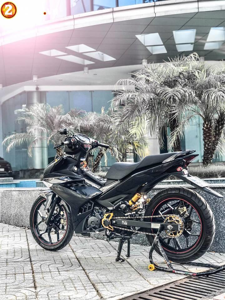 Exciter 150cc suc manh Carbon