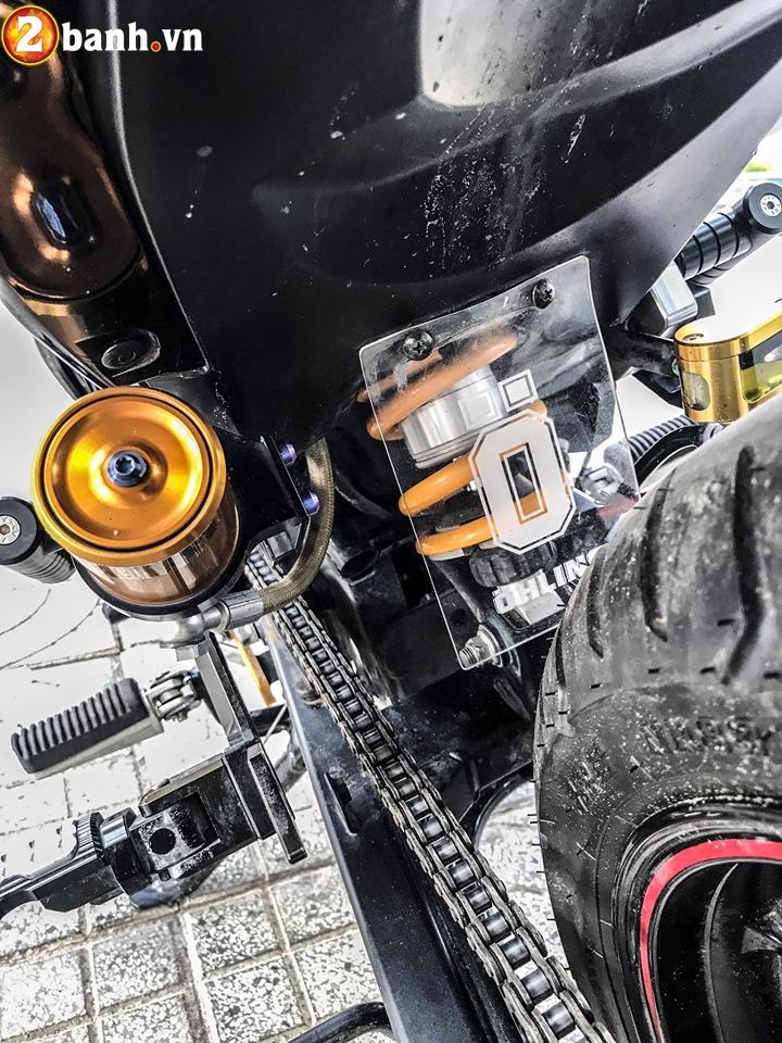 Exciter 150cc suc manh Carbon - 7