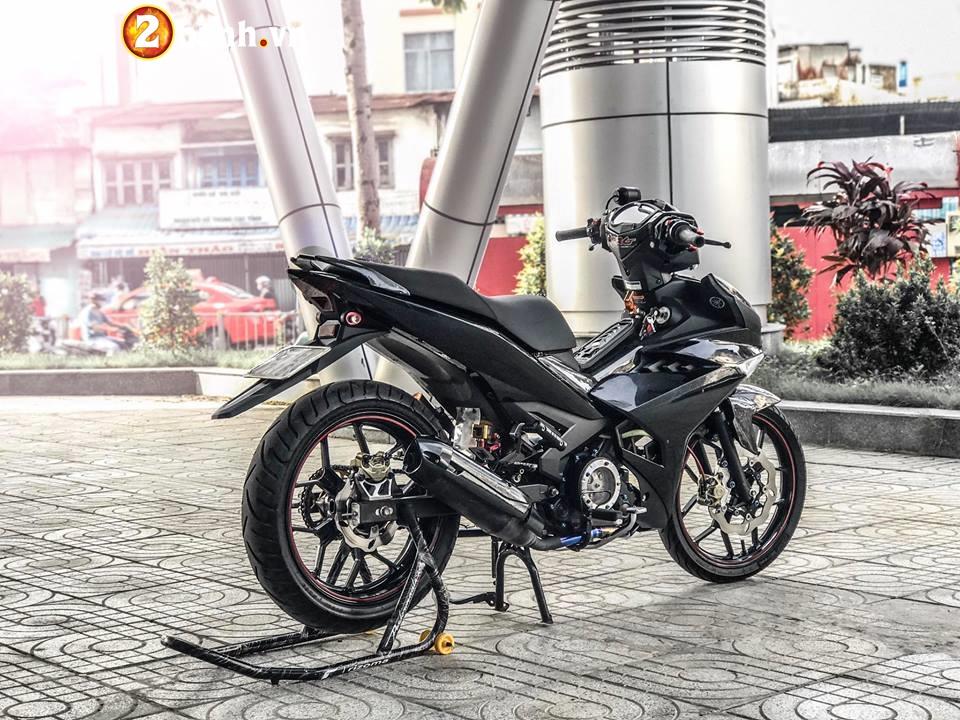 Exciter 150cc suc manh Carbon - 9