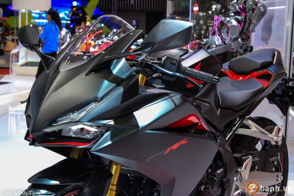 Honda CBR250RR chuan bi ve Viet Nam trong thang 06 voi gia tu 200 trieu Dong - 2