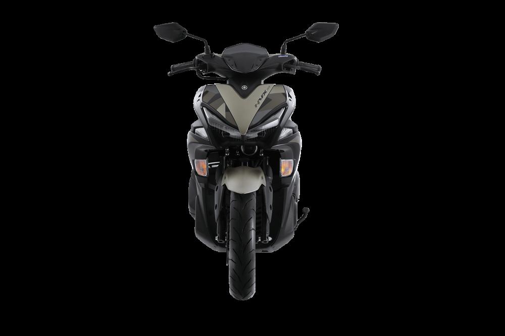 Yamaha NVX 155 Camo chinh thuc duoc ra mat voi gia tu 52690000 Dong - 10