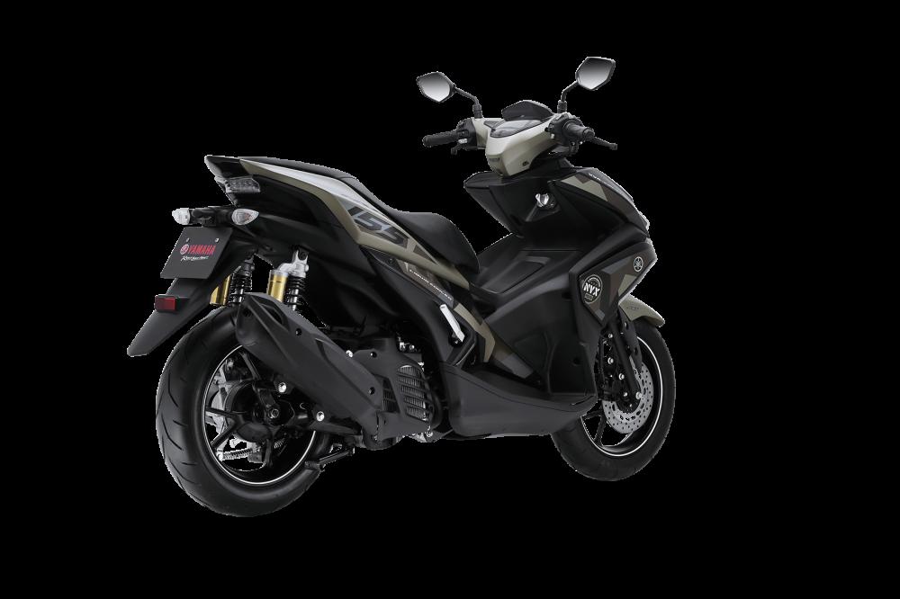 Yamaha NVX 155 Camo chinh thuc duoc ra mat voi gia tu 52690000 Dong - 8