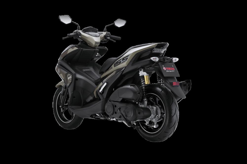 Yamaha NVX 155 Camo chinh thuc duoc ra mat voi gia tu 52690000 Dong - 9