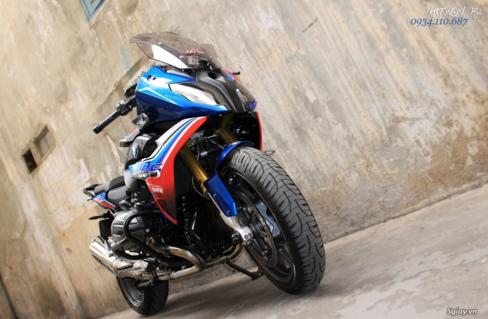 ___ Can Ban ___BMW R1200Rs ABS 2015___