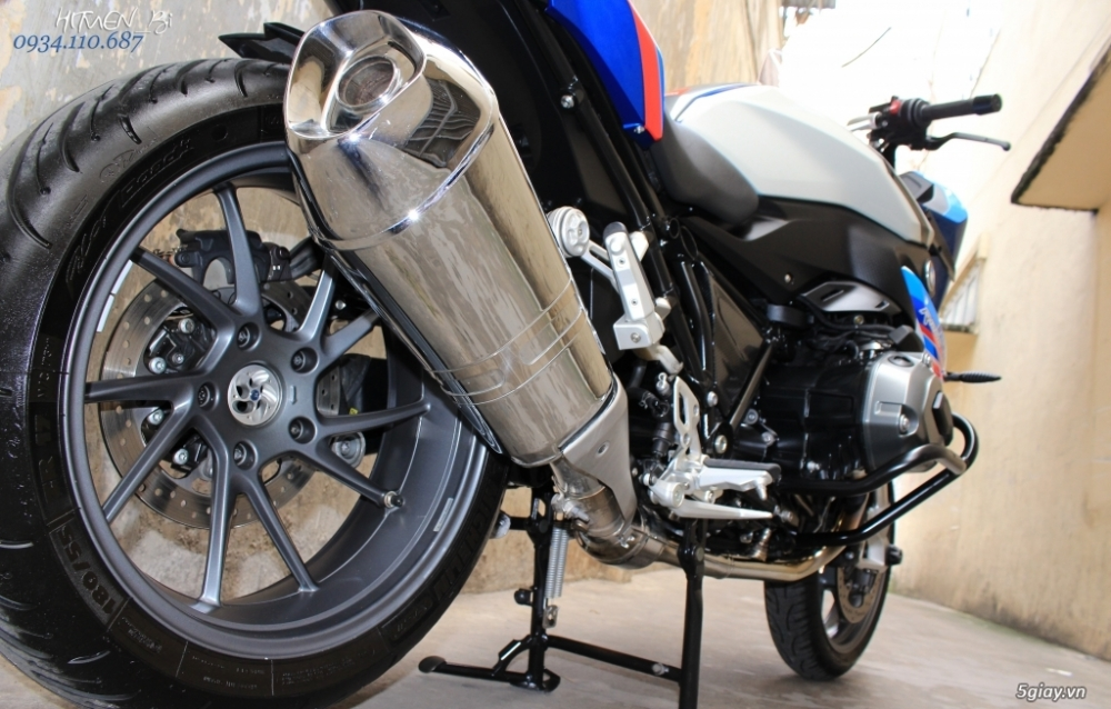 ___ Can Ban ___BMW R1200Rs ABS 2015___ - 3