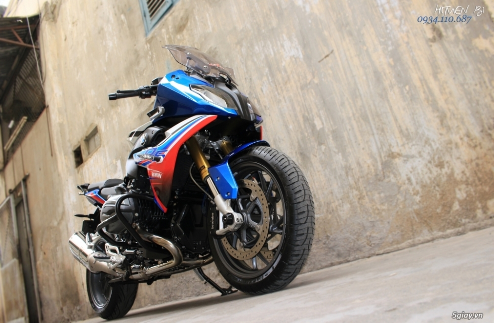 ___ Can Ban ___BMW R1200Rs ABS 2015___ - 7