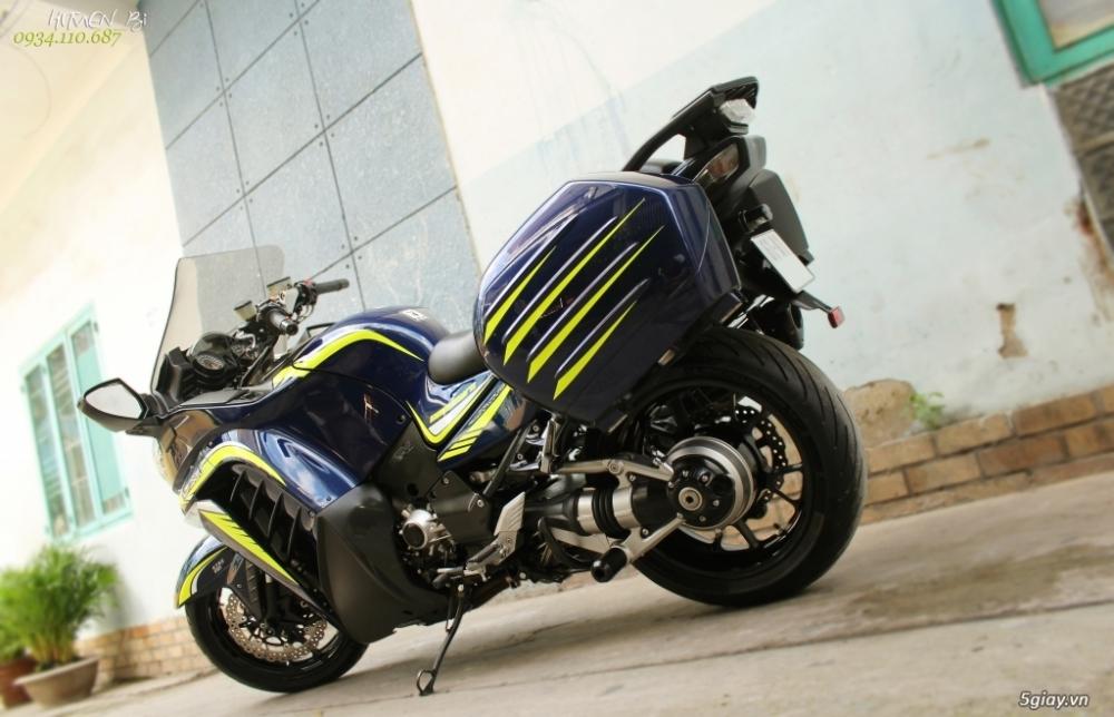___ Can Ban ___KAWASAKI Concours 1400cc ABS 2014___ - 7