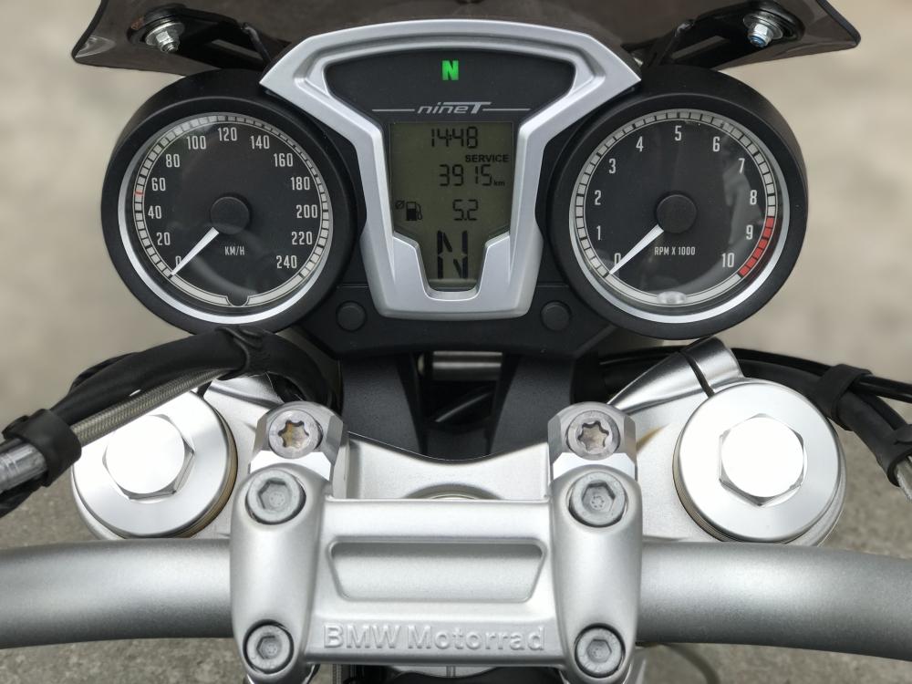 ___ Can ban BMW RnineT ABS date 2015 HQCN odo 3900 km dang lan dau 102015 chau au co 2 remote - 2