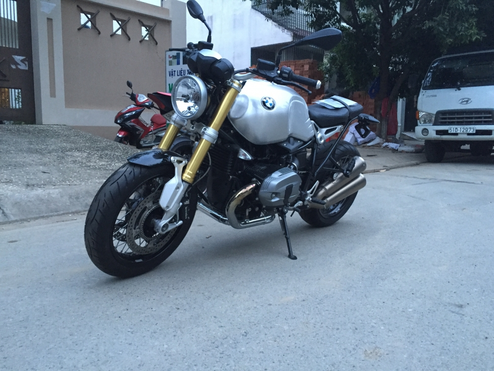 Ban BMW R9T 2016 moi 100 - 3