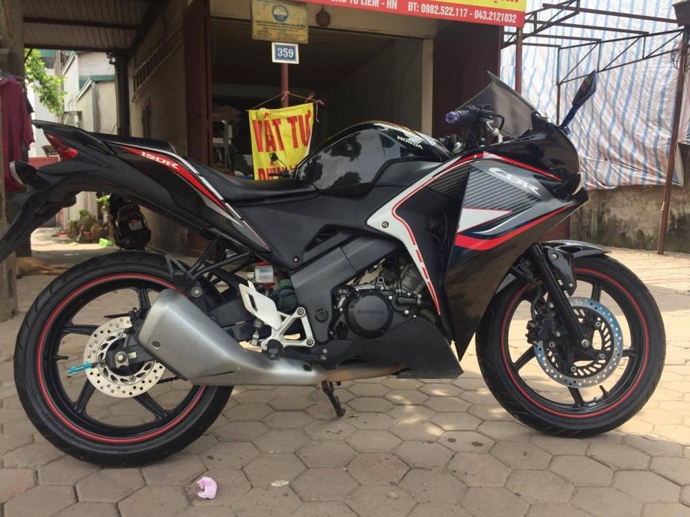Ban chiec Honda CBR 150 nhap khau - 3