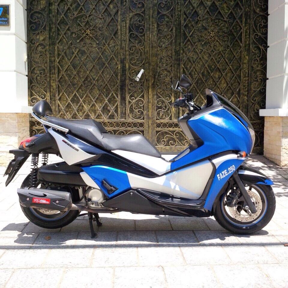 Ban Honda Faze 250 date 2012 - 4