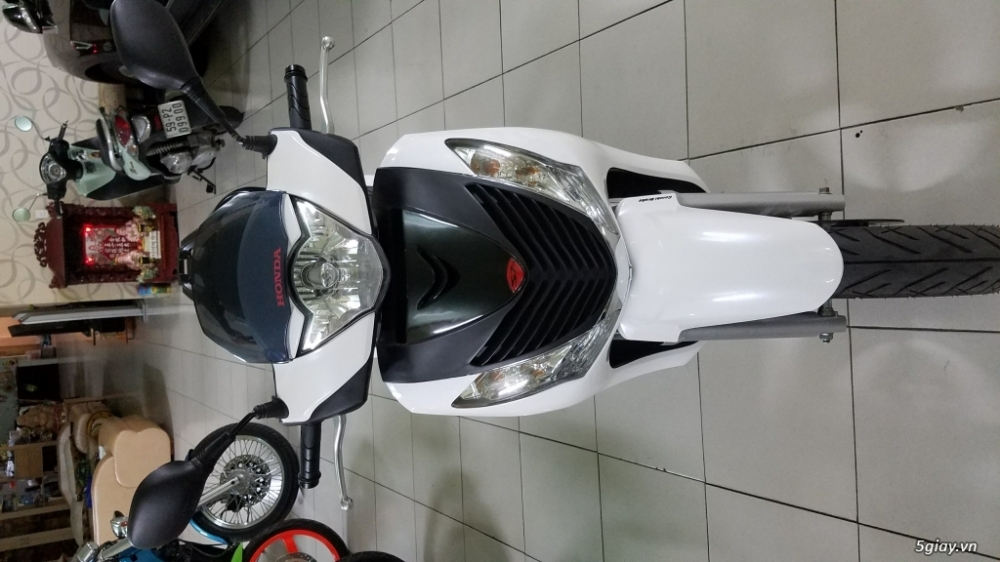 Ban Honda SH150i VN len Full SH150 Ydate 2016SmartkeySaigonngay chu - 3