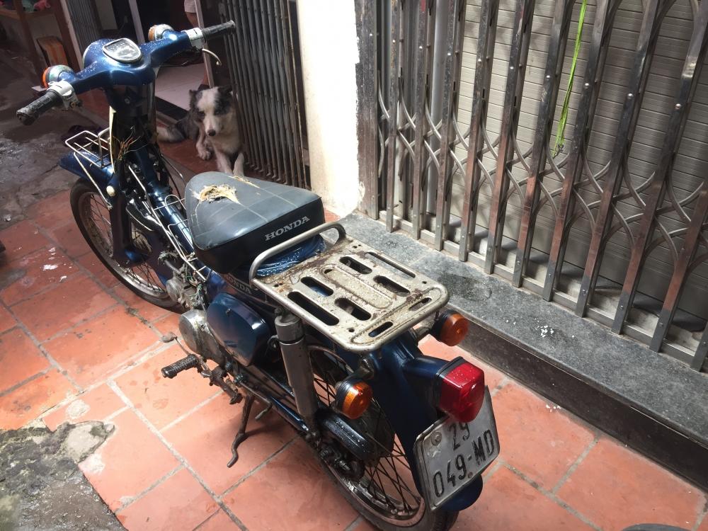 Ban xe cub 81 50cc - 2