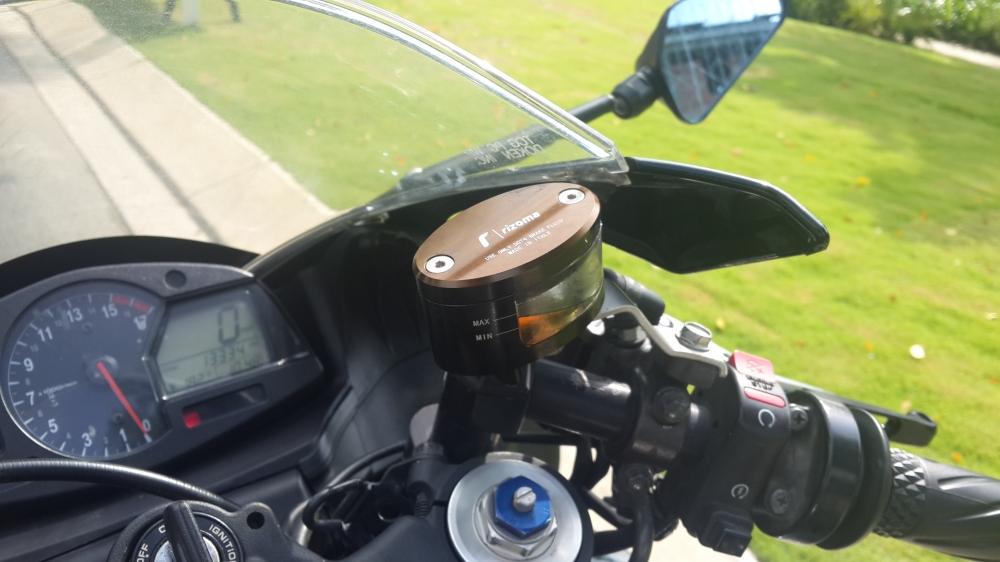 Ban xe moto Honda CBR600RR 2007 - 2