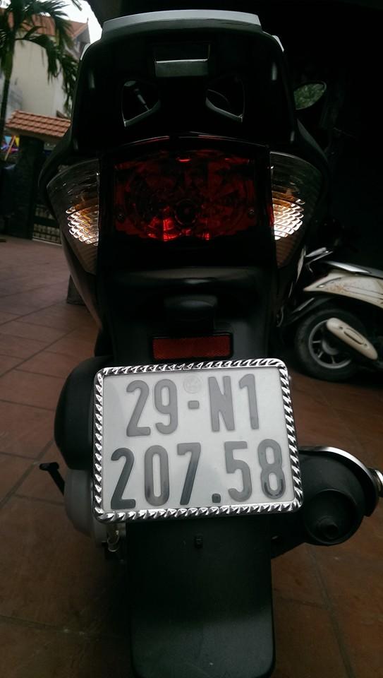Honda SH 150CC sporty do dun 2010 nhap cua Y