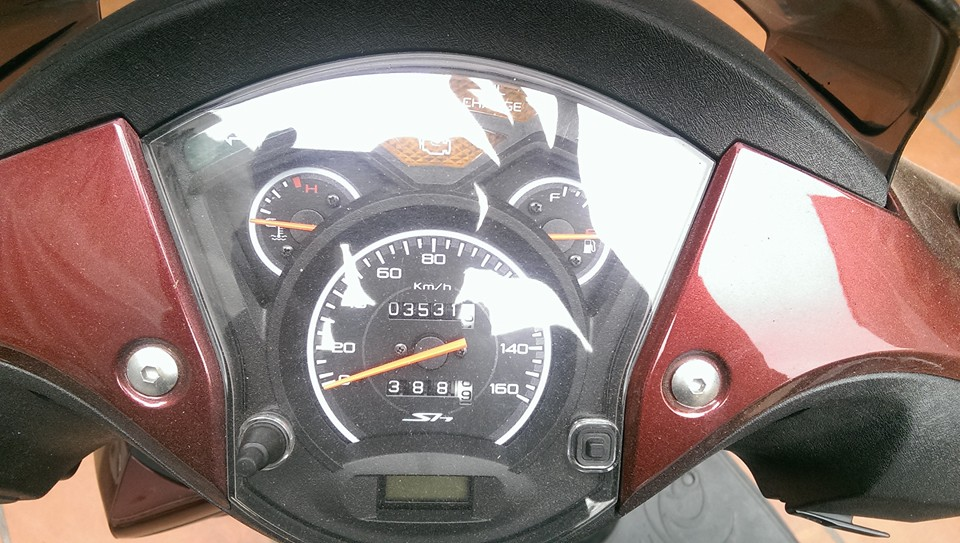 Honda SH 150CC sporty do dun 2010 nhap cua Y - 5