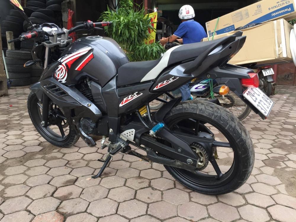 Ban Yamaha FzS nhap khau chinh ngach 2014