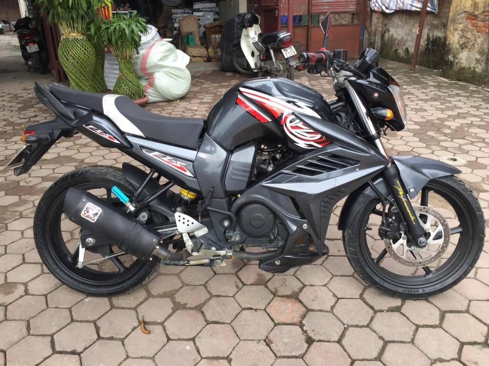 Ban Yamaha FzS nhap khau chinh ngach 2014 - 3