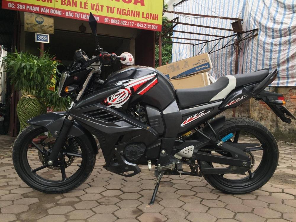 Ban Yamaha FzS nhap khau chinh ngach 2014 - 4