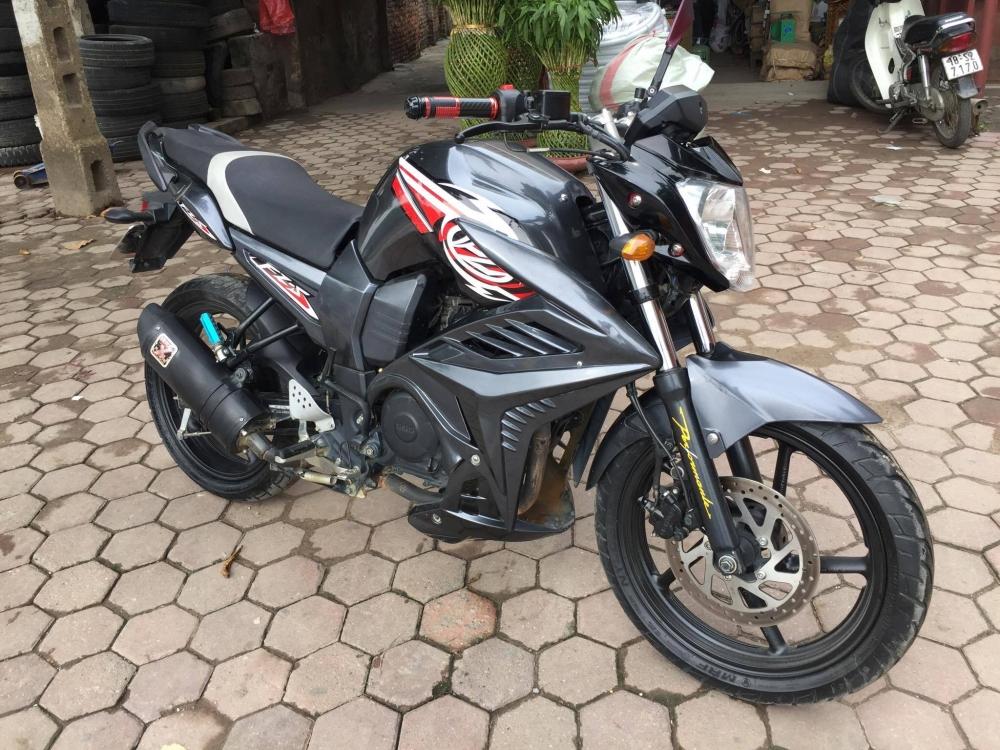 Ban Yamaha FzS nhap khau chinh ngach 2014 - 6