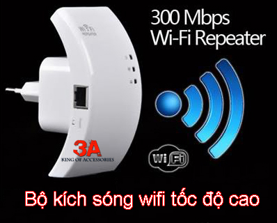 Bo kich song wifi giup may tinh va cac thiet bi bat wifi ket noi mang nam ngoai tam phu song