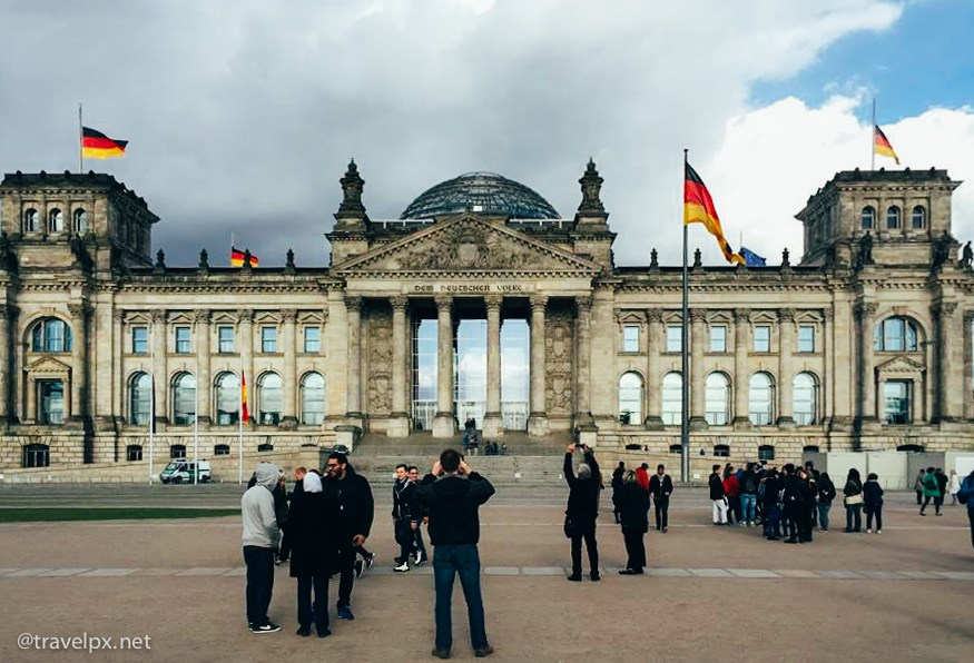 Cac diem du lich can tham quan o Berlin