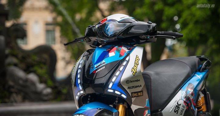 Cam bien ap suat lop Fobo Bike danh cho motor xe may