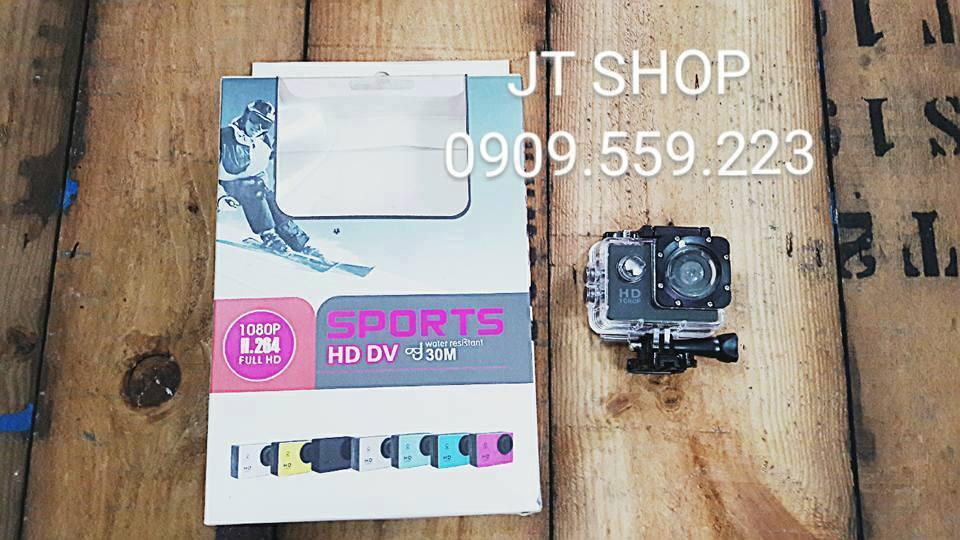 Camera Hanh Trinh SPORTS HD DV - 3