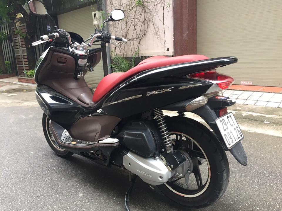 Can ban Honda PCX Fi 2012 Den bien HN 29C5 so chinh chu su dung con moi 31tr - 4