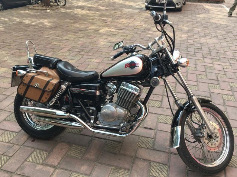 Can ban Honda Rebell 250 nhat - 2