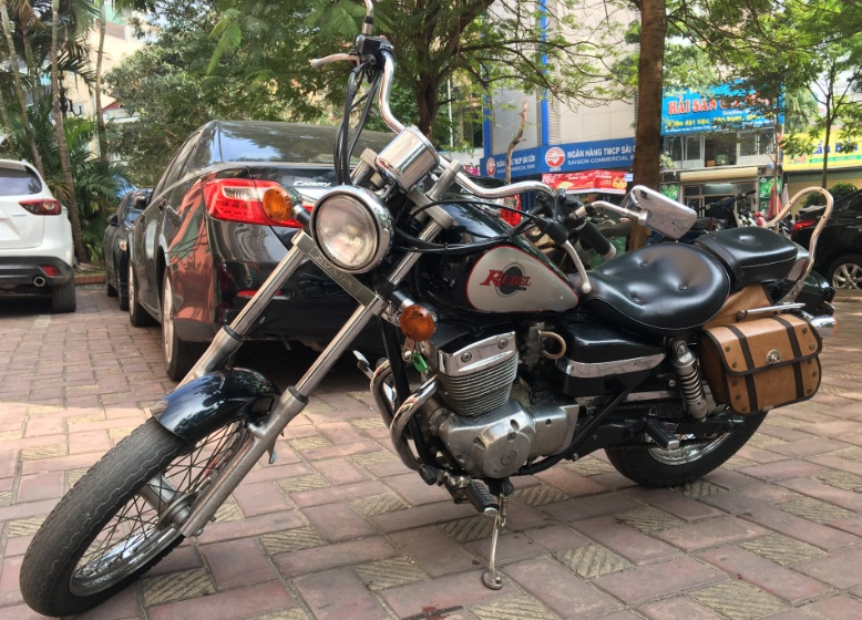 Can ban Honda Rebell 250 nhat - 3
