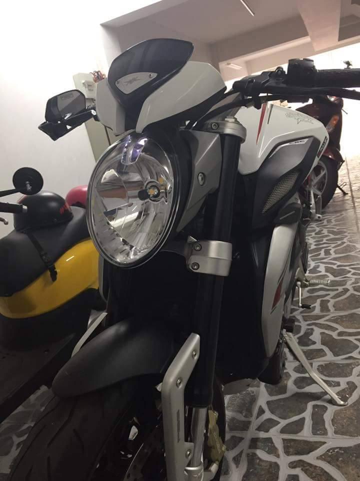 Can ban MV agusta dragters 800 2015 ABSxe chua he dam dung hay te nga bao test - 3
