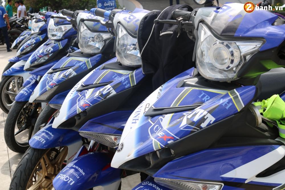 Club Exciter TVT sinh nhat lan I day hoanh trang voi hang tram biker quy tu - 5