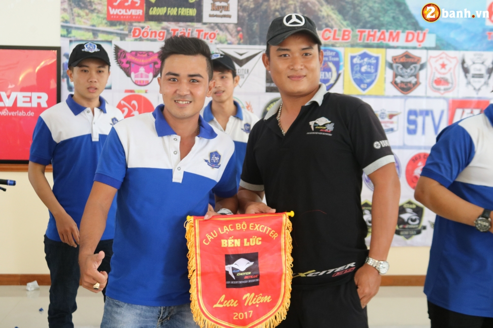 Club Exciter TVT sinh nhat lan I day hoanh trang voi hang tram biker quy tu - 30