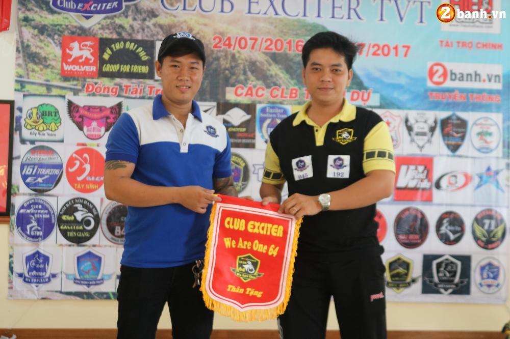 Club Exciter TVT sinh nhat lan I day hoanh trang voi hang tram biker quy tu - 35
