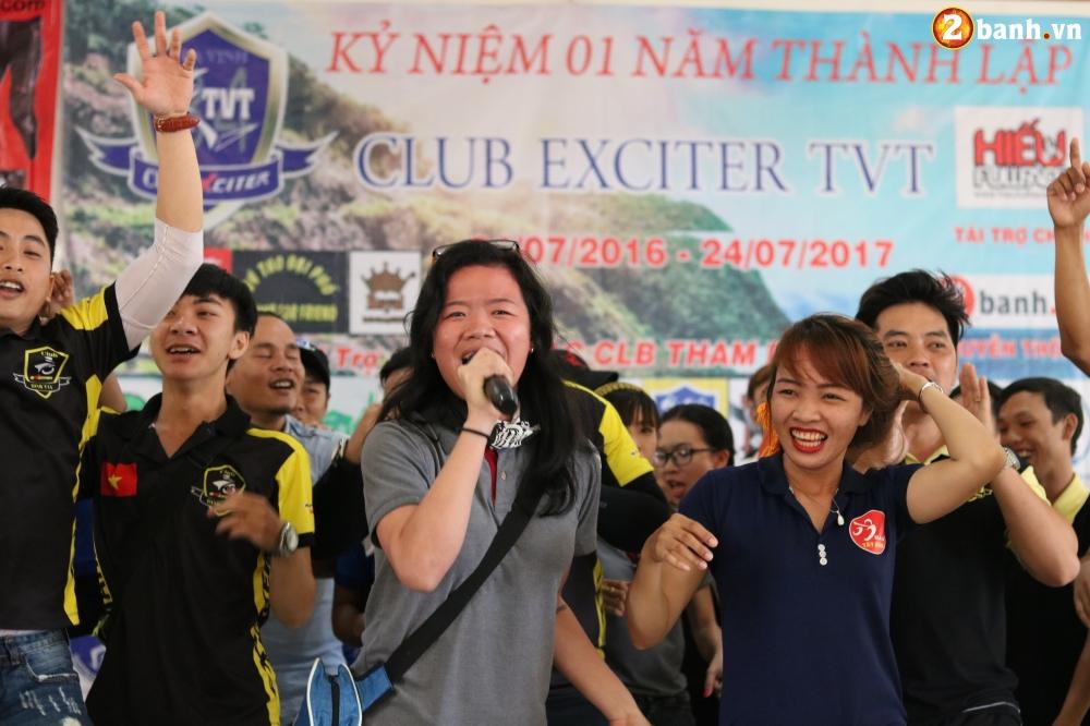Club Exciter TVT sinh nhat lan I day hoanh trang voi hang tram biker quy tu - 43