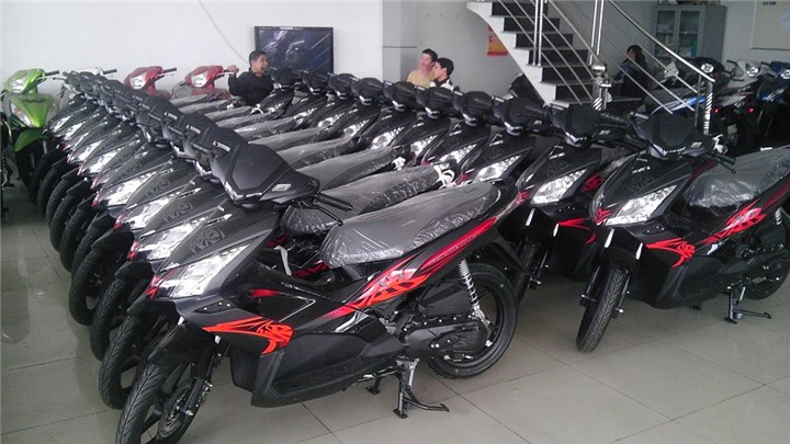 Cua Hang Huy Hoang Motor chuyen ban cac dong xe may nhap khau Campuchia gia re uy tin 100 - 7
