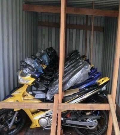 Cua Hang Huy Hoang Motor chuyen ban cac dong xe may nhap khau Campuchia gia re uy tin 100