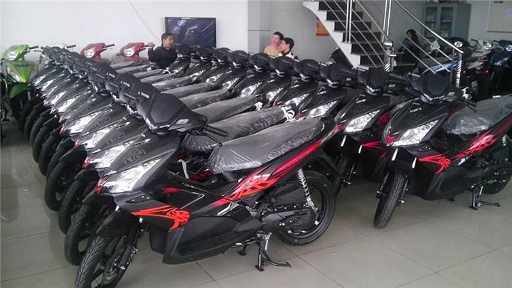 Cua Hang Huy Hoang Motor chuyen ban cac dong xe may nhap khau Campuchia gia re uy tin 100 - 3