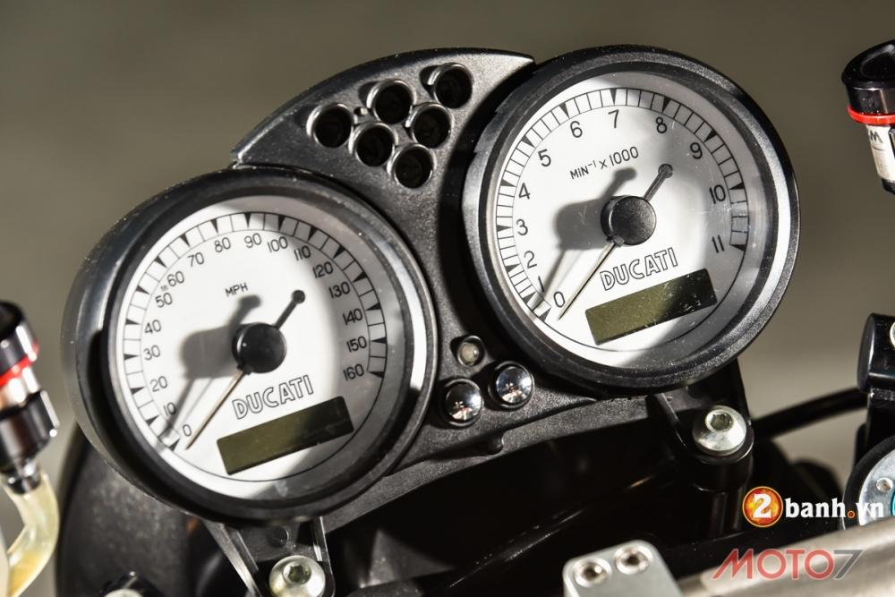 Dien kien luong gio la Ducati Sport Classic GT1000 Cafe Race - 3