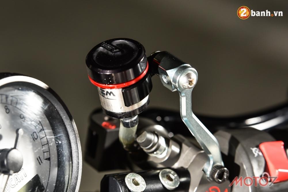 Dien kien luong gio la Ducati Sport Classic GT1000 Cafe Race - 9