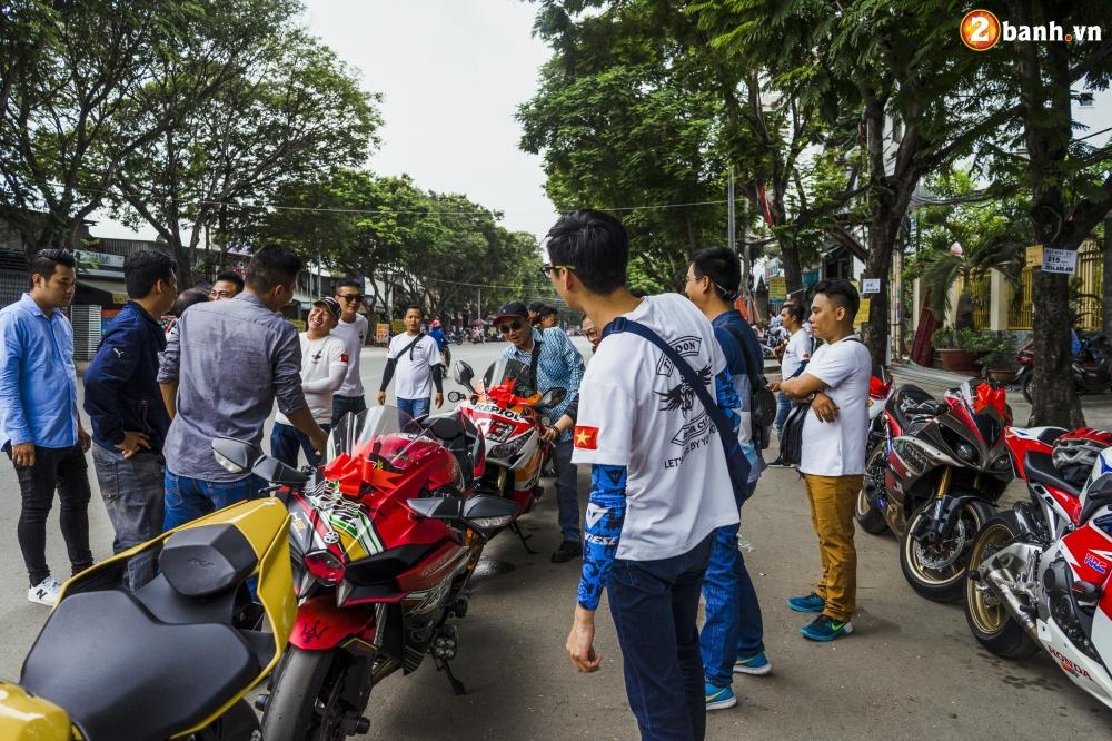 Doi hinh PKL KHUNG tham gia cuop dau tai Sai Gon - 2