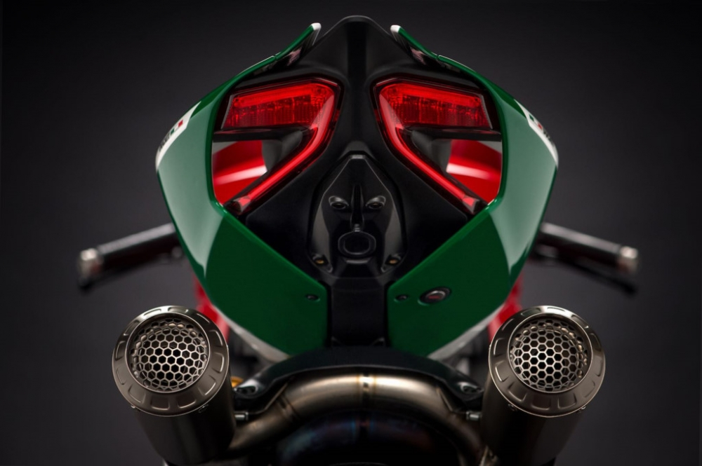 Ducati 1299 Panigale R Final Editionphien ban cuoi cung dong co 2 xylanh 8 v - 5